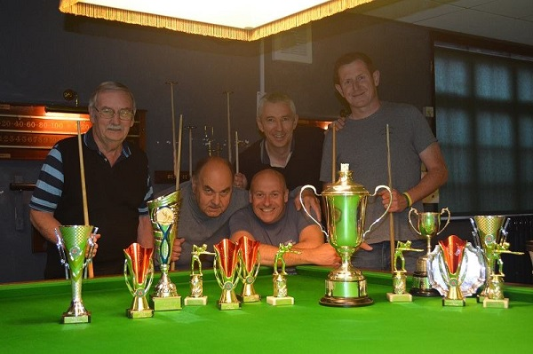Petersfield Bowling Club MDSL Winners